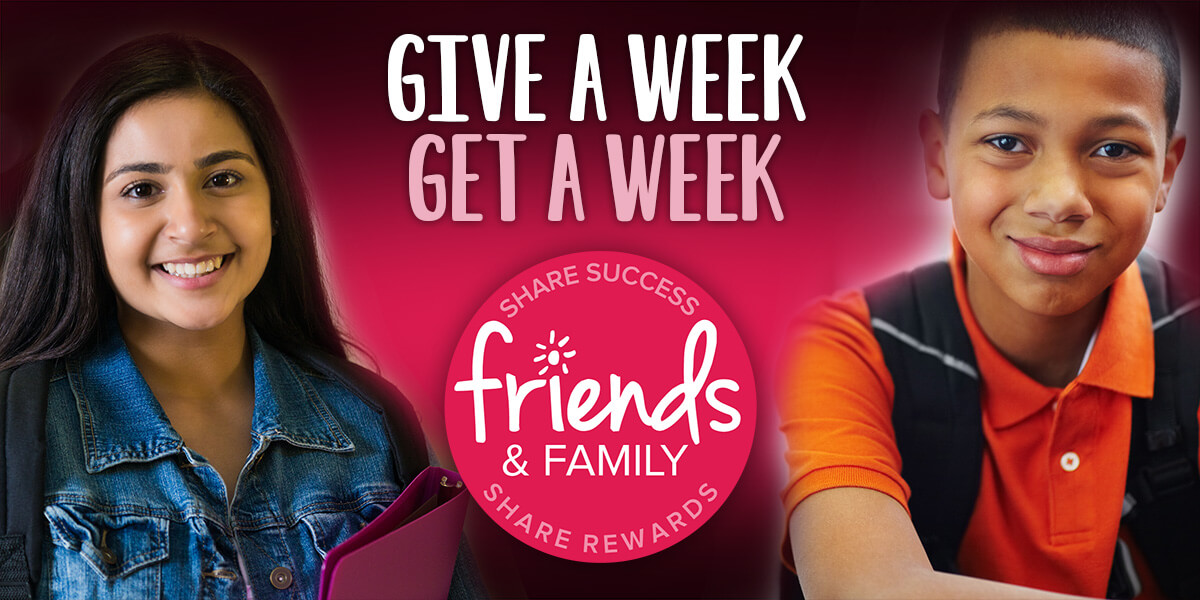 Friends & Family Referral at Sylvan
