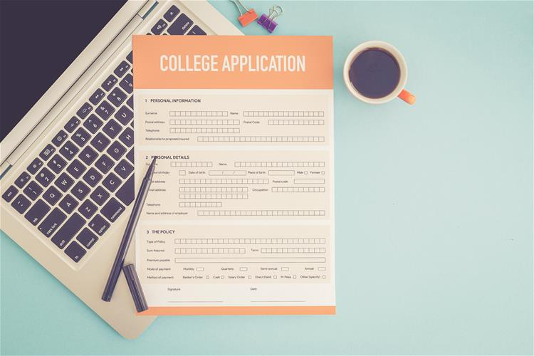 The College/University Application