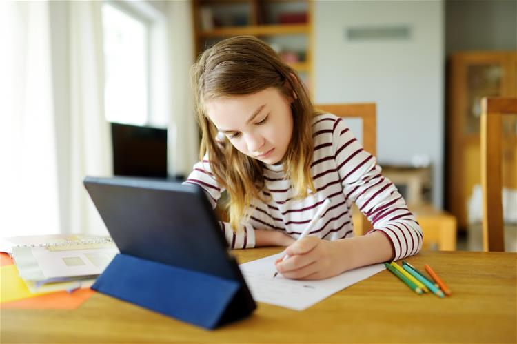Child Nurturing a Growth Mindset
